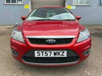 JUST 674000 MILEAGE *AUTOMATIC* FORD FOCUS ZETEC 1.6cc AUTO, FULL MOT_WARRANTY