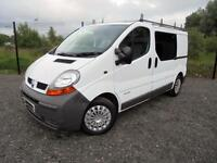 Renault Trafic 1.9TD SL27dCi 100 - 2006 - 136,000miles