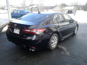 toyota camry xse 2018 a vendre toit panoramique