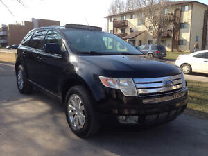 2007 Ford Edge,leather & heated seats&remote start!!