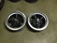 American racing torque thrust rims