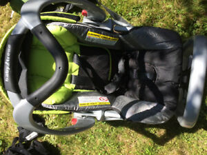 Baby and toddler car seats