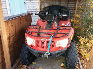 2012 Arctic Cat 450 ATV