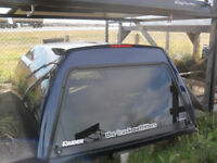 "USED ""RAIDER"" 2008-2016 SUPERDUTY L/B TRUCK CANOPY CAP Red Deer Alberta Preview"