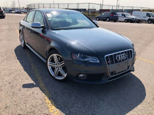 2010 Audi S4 | No Accidents | 3 Year Warranty | Certified |