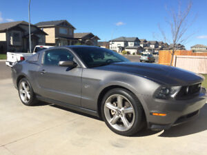 2010 Ford Mustang GT Premium Coupe - Track Pack II