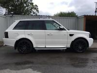 Land Rover Range Rover Sport 2.7TD V6 auto 2005MY HSE 4X4