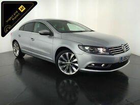 2012 62 VOLKSWAGEN CC GT BLUEMOTION 1 OWNER VW SERVICE HISTORY FINANCE PX
