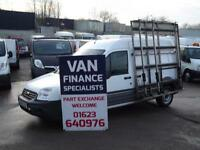 FORD TRANSIT CONNECT 1.8 TDCI T230 LWB HIGH ROOF GLAZIERS VAN