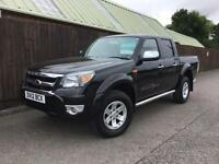 Ford Ranger Thunder 2.5TDCi 4x4..FULL LEATHER INTERIOR..2012..IMMACULATE..
