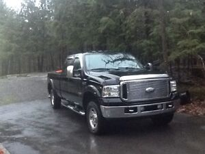 2007 Ford F-250 super duty Camionnette diesel