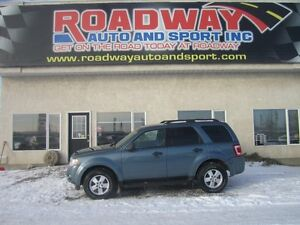 2012 Ford Escape XLT 4WD 6AT