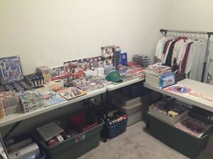 It's time to get rid of my Sports Cards & Collectibles!