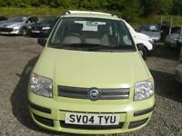 2004 FIAT PANDA 1.2 Eleganza 5dr GREAT SERVICE RECORD. VERY TIDY EXAMPLE