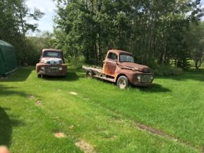 1949 Ford F-68 Pickups