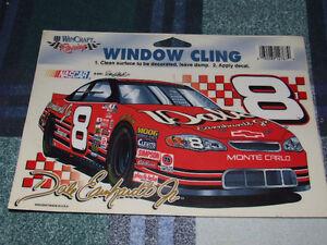Dale Jr Window Clings & Decal - $5.00 EACH / $15.00 ALL !!! Belleville Belleville Area image 1