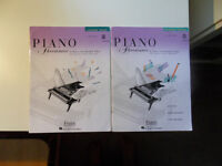 Piano Adventure Lesson Books by Nancy and Randy Faber
