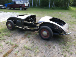 MGA restoration opportunity : includes 3 cars, hundreds of parts