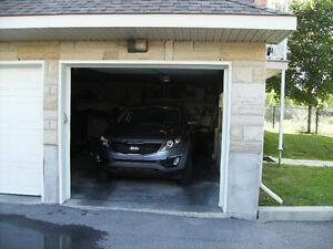 Condo for sale, (Plateau/Aylmer) including heated garage.
