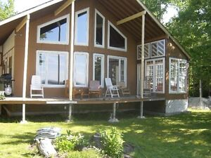 Waterfront Cottage with Panoramic Views of Tatamagouche Bay