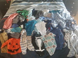 Baby boy cloths to give