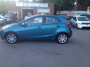 2011 Mazda Mazda2 GS Hatchback clean car proof