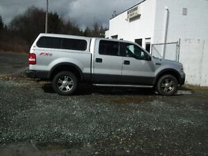 2005 Ford F150 4x4 For Sale