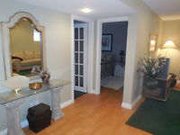 NEW BRIGHT FULLY FURNISHED BSMT SUITE - CEDARBRAE