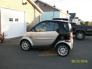 2006 Smart Fortwo Coupe (2 door) Open To Trades