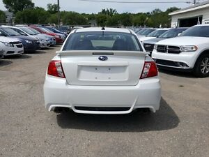 2012 Subaru Impreza WRX Limited Package 5MT PST PAID LOCAL TRADE Regina Regina Area image 3