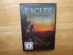 """FS: The Eagles """"Live USA 1974 & Live In Europe 1973"""" DVD"""