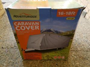 Adventuridge 18-19ft caravan cover
