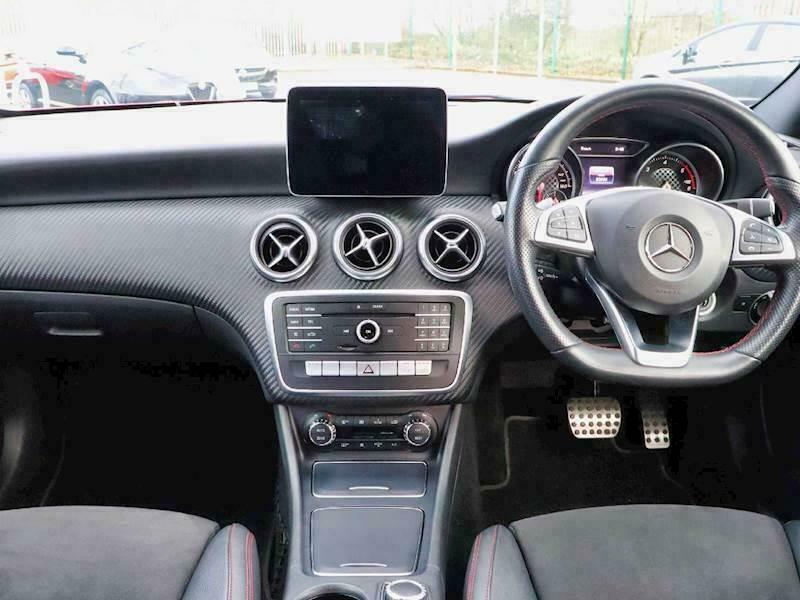 2016 Mercedes-Benz A Class A200d AMG Line Premium 5dr Auto Hatchback Diesel Auto