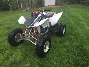 2006 TRX450ER with ownership papers