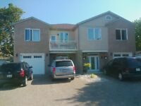 1350 Sq Ft upper unit of new semi detached