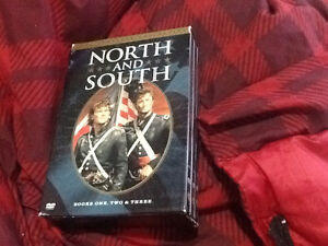 North and South The Complete Mini Series