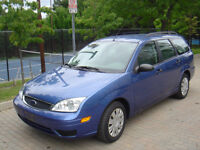 2006 Ford Focus Wagon auto certified & e tested 85km
