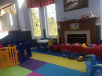 Home Daycare in Kanata North,Shirley's Brook spots available