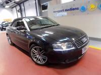 Audi A4 Cabriolet 1.8T Sport