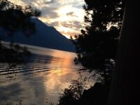 BC Lake Property - Kootenay Lake - NEW PRICE