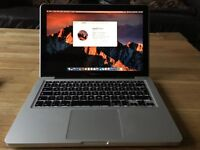 "Apple MacBook Pro 13"" - Intel Core i5 2.3ghz / 4gb Ram / 320gb hdd / DVD Recorder / Wifi OSX Sierra"