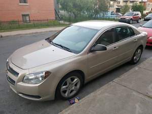 Chevrolet malibu 2010 3900$ 163km serious buyer