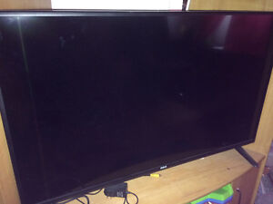 TV FOR SALE BARELY USED