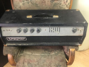 1973 Traynor ts 120b vintage amplifier