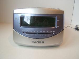 CD Alarm Clock