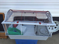Small animal cage - like new