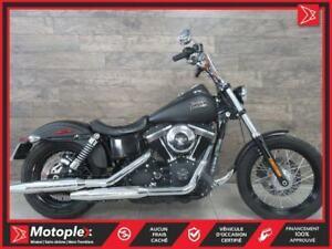 2013 Harley-Davidson FXDB Street Bob 54$/SEMAINE
