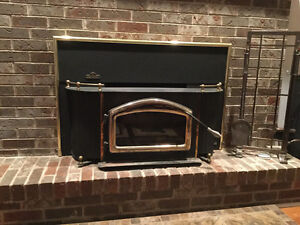 Napoleon Wood Burning Fire Place Insert-NEW PRICE $600.00