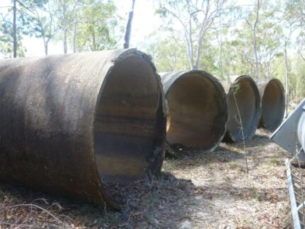 Used Concrete Stormwater Pipes, Animal Shelters, Accommodation Redland Bay Redland Area Preview