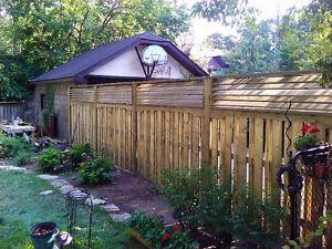 Affordable deck & fence Windsor Region Ontario image 3